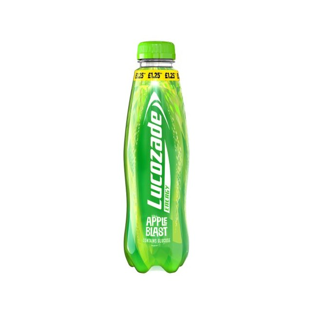 LUCOZADE ENERGY APPLE BLAST £1.09 2 FOR £2
