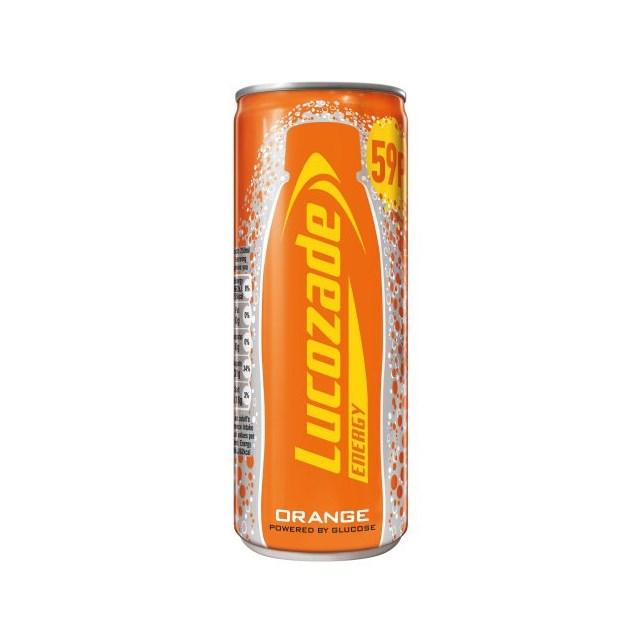 LUCOZADE 59P ENERGY ORANGE