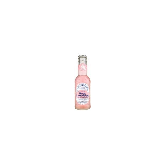 FENTIMANS ROSE LEMONADE 125ml MIXER