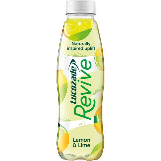 LUCOZADE REVIVE LEMON & LIME
