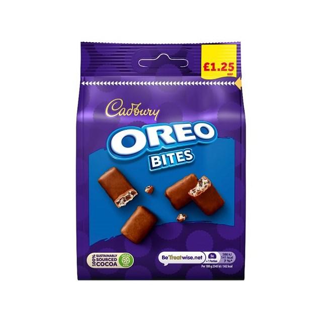 OREO BITES £1 BAG