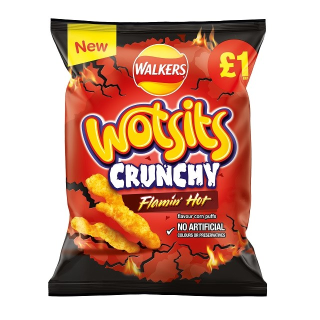 WALKERS CHICKEN TACKLE MASALA 65g £1 (15 PACK) LIMITED EDITION 14 AUGUST DATED