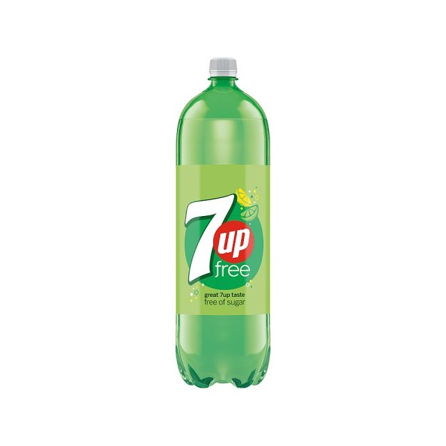 7UP FREE 2LTR