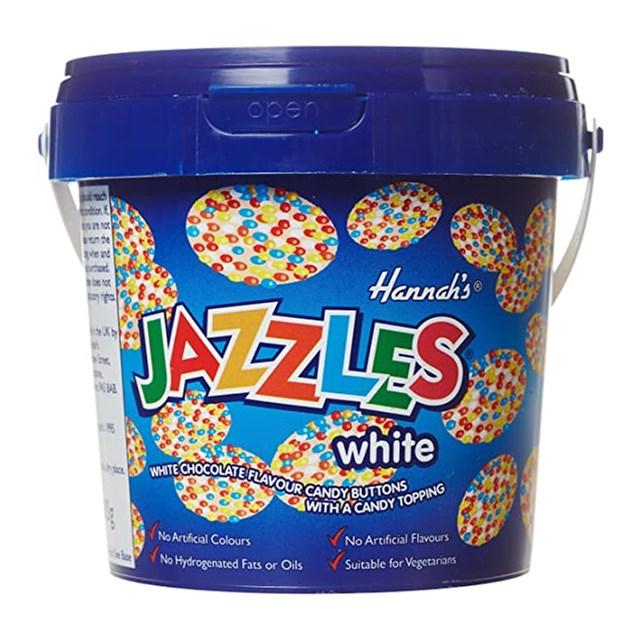 JAZZLES WHITE TUBS