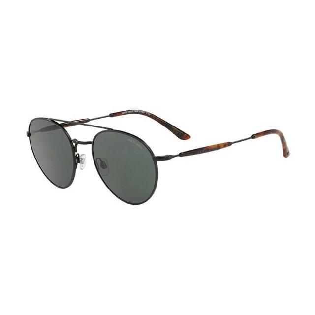 GIORGIO ARMANI HERITAGE Sunglasses  MATTE BLACK 300171