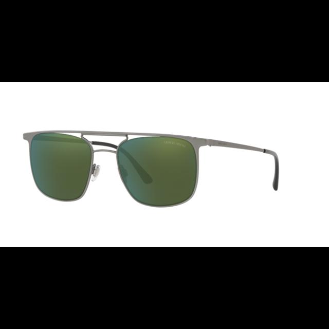 GIORGIO ARMANI CONTEMPORARY Sunglasses MATTE GUNMETAL 30036R