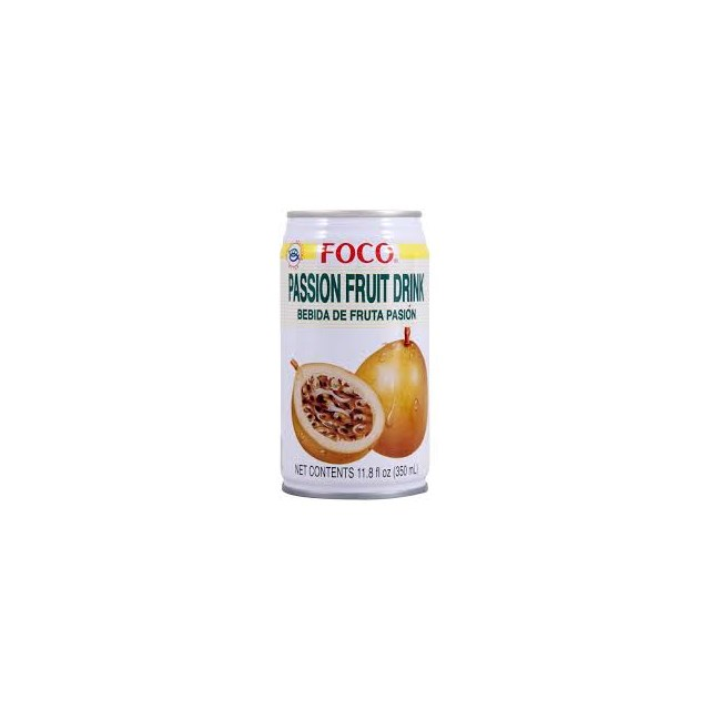 FOCO PASSION FRUIT CAN