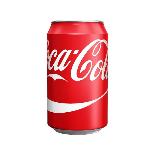 COCA COLA CANS GB