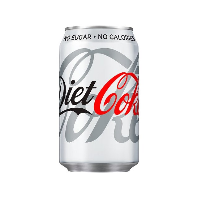DIET COKE CANS GB