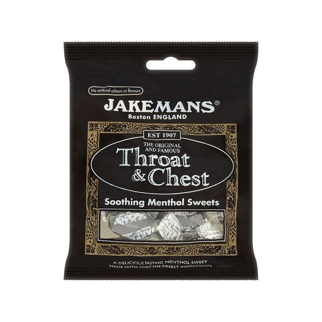 JAKEMANS BAGS THROAT & CHESTY