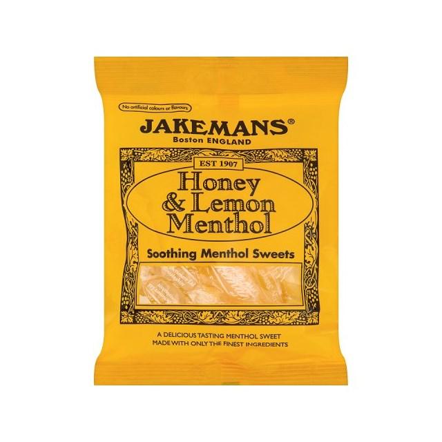 JAKEMANS BAGS HONEY & LEMON