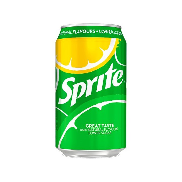 SPRITE CANS GB