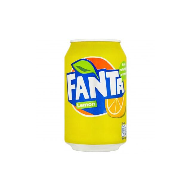 EU FANTA LEMON CANS