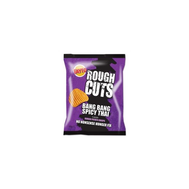 TAYTO ROUGH CUTS BBS THAI 50G