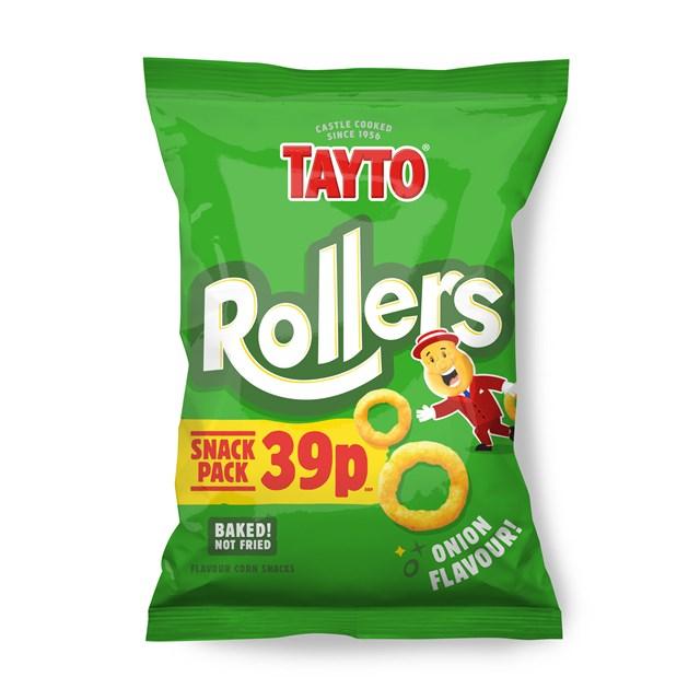 TAYTO 39P ROLLERS ONION 36 PACKS