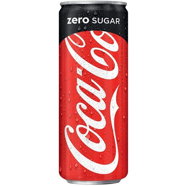 COCA COLA ZERO SUGAR GB