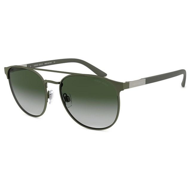 GIORGIO ARMANI CONTEMPORARY Sunglasses MATTE GREEN 32638E