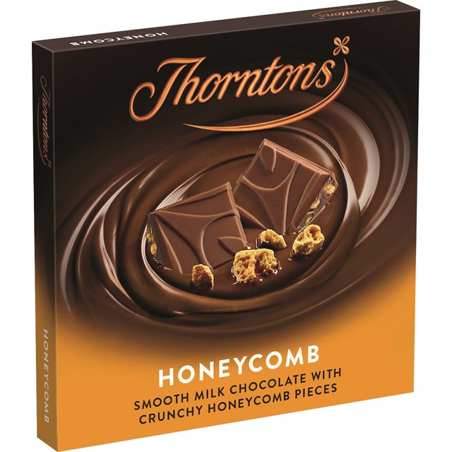 THORNTONS HONEYCOMB CHOCOLATE