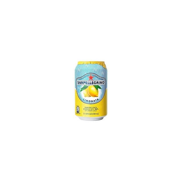 SANPELLEGRINO LEMON 330ml (24 PACK)