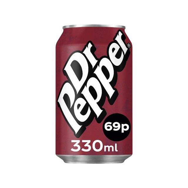 DR PEPPER 65P