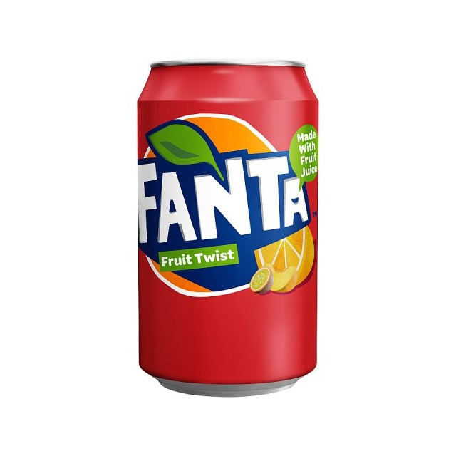 FANTA FRUIT TWIST CANS GB