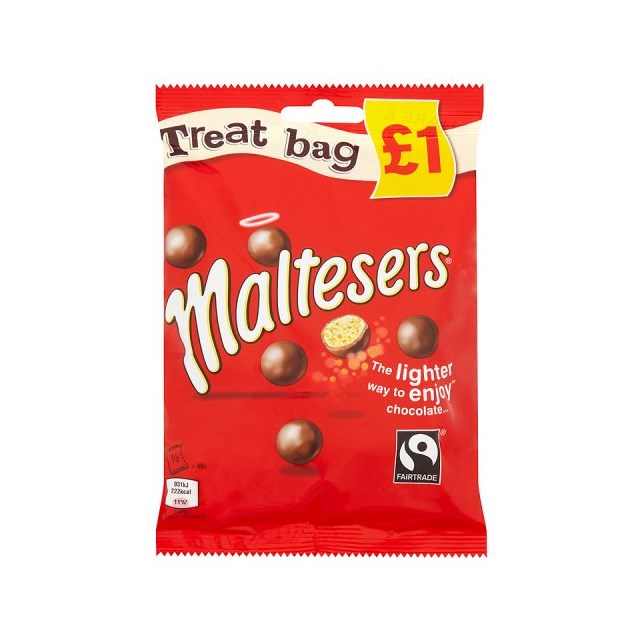 TREAT £1 MALTESERS