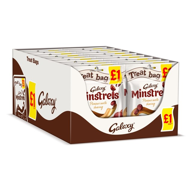 TREAT £1 GALAXY MINSTRELS