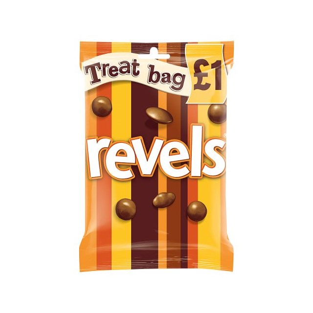 TREAT £1 REVELS