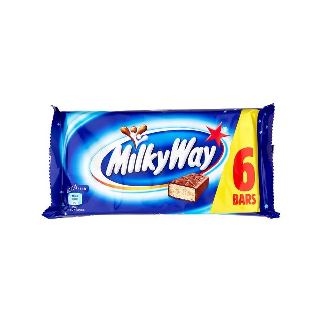 MILKY WAY 6PACK - NEW