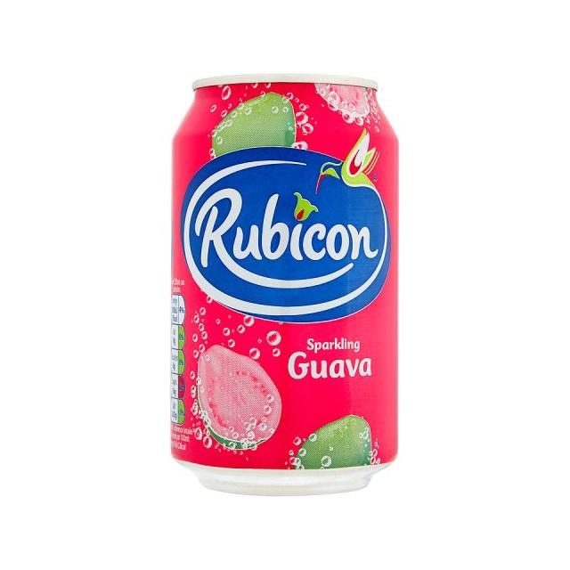 RUBICON GUAVA CANS
