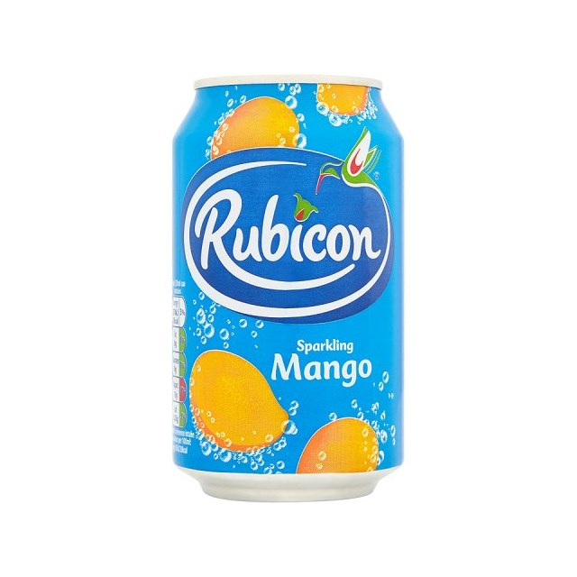 RUBICON MANGO CANS NOV/DEC DATED