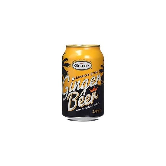 GRACE JAMAICAN GINGER BEER