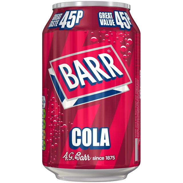 BARRS 45P COLA