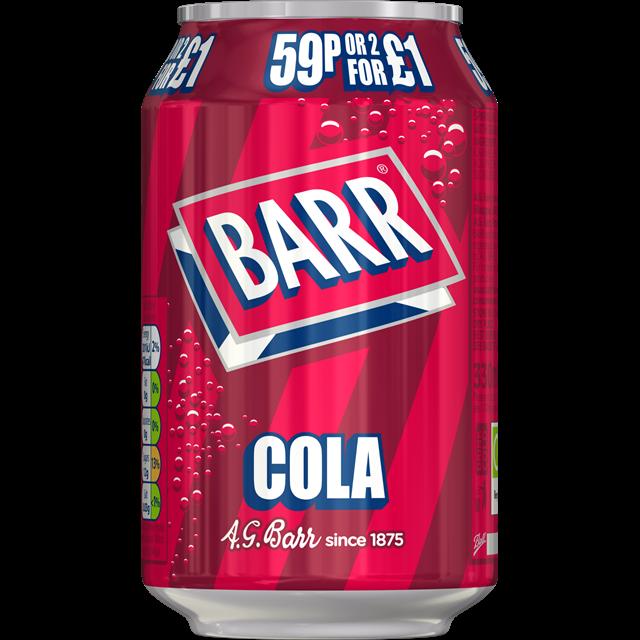 BARRS 49P COLA
