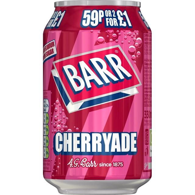 BARRS 45P CHERRYADE