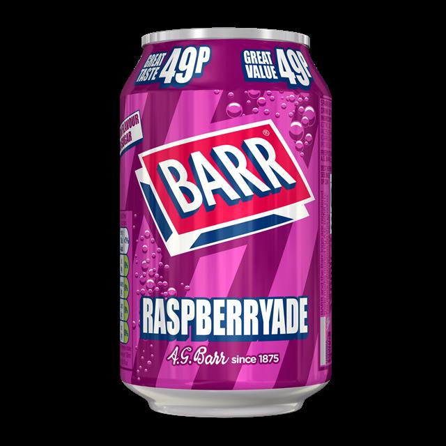 BARRS 49P RASPBERRYADE