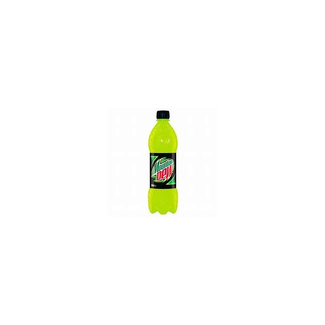 MOUNTAIN DEW ENERGY DRINK 500ml 24 BOTTLES