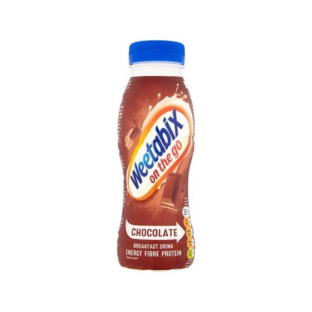WEETABIX BREAKFAST CHOCOLATE DRINK