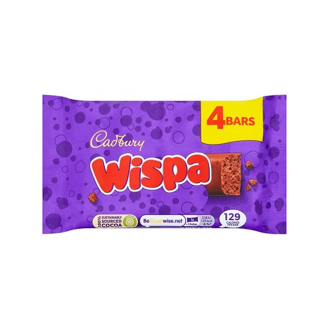 WISPA £1 4 PACK