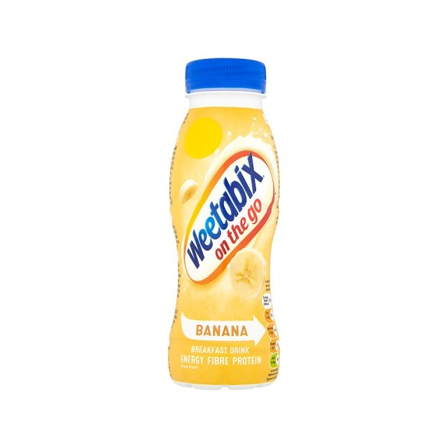 WEETABIX BREAKFAST BANANA DRINK