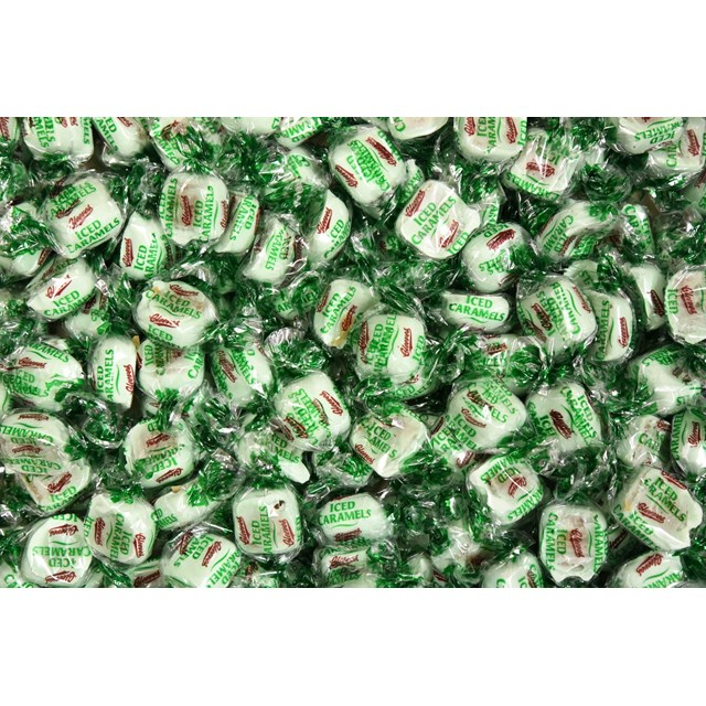 CLEEVES MINT ICED CARAMELS 3kg