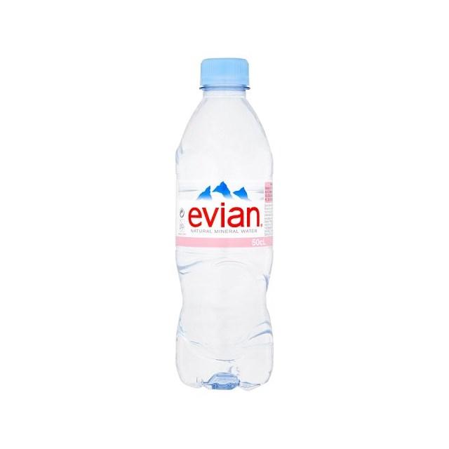 EVIAN 50cl (24 PACK)