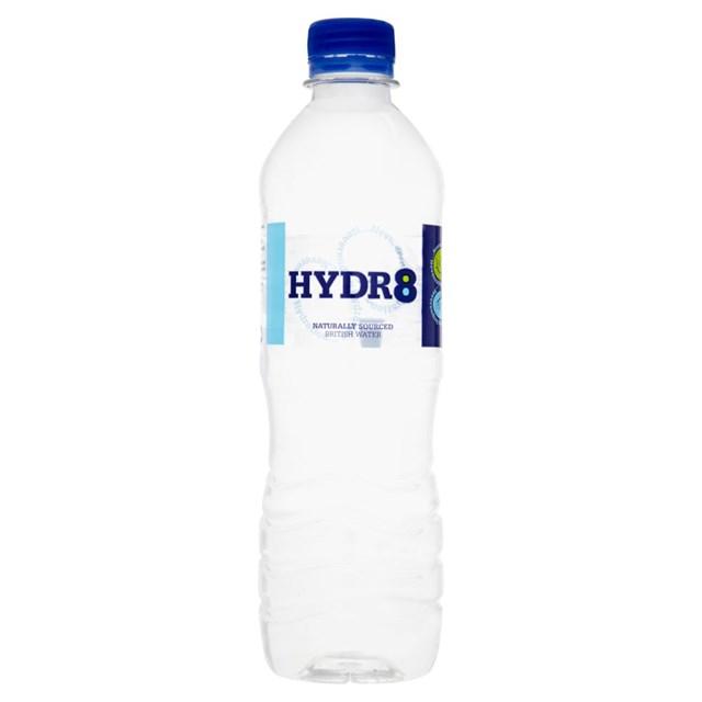 HYDR8 FLAT CAP