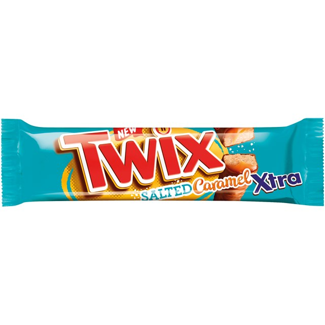 TWIX XTRA SALTED CARAMEL