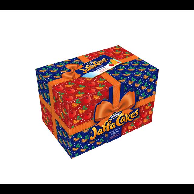 MCVITIES JAFFA CAKE FESTIVE PRESENT 488G