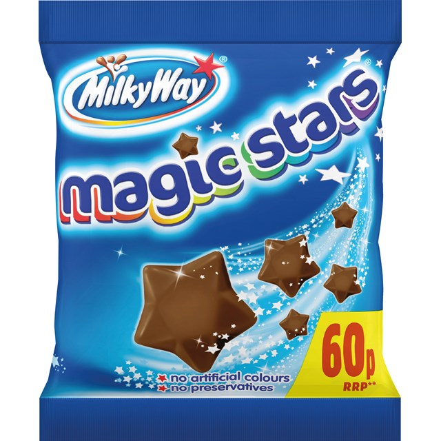 MILKYWAY MAGIC STARS 33g 60P (36 PACK)