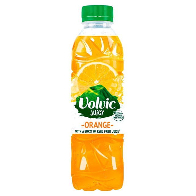 VOLVIC JUICED ORANGE