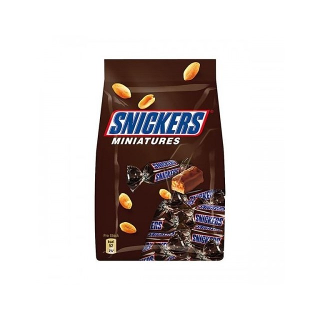 SNICKERS 130g MINIATURES POUCH (14 PACK)