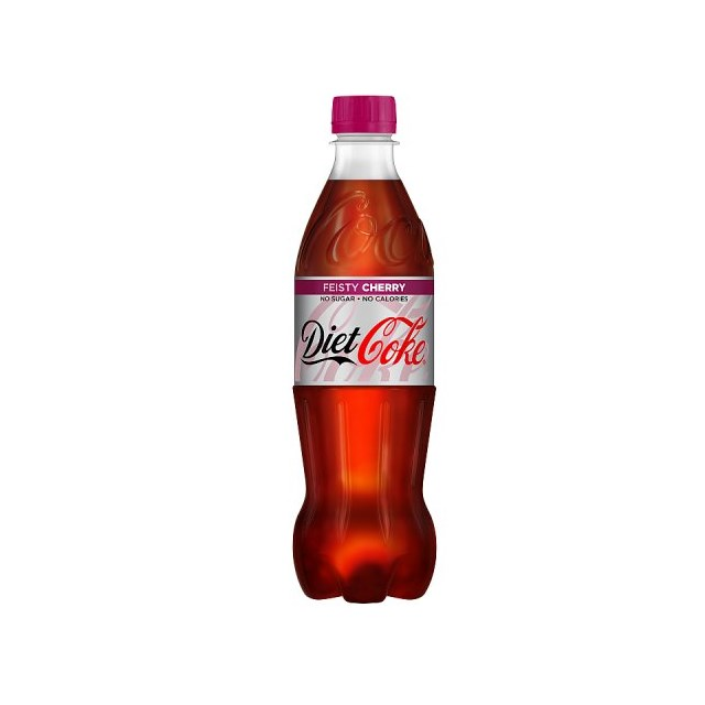 COKE ZERO RASPBERRY 500ML