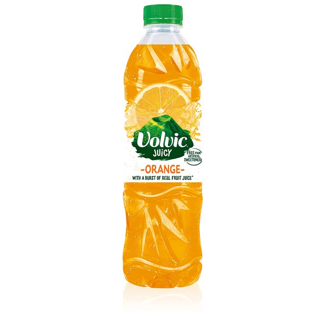 VOLVIC JUICY ORANGE